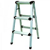 KRISBOW Aluminium Step Ladder [KW0101837]